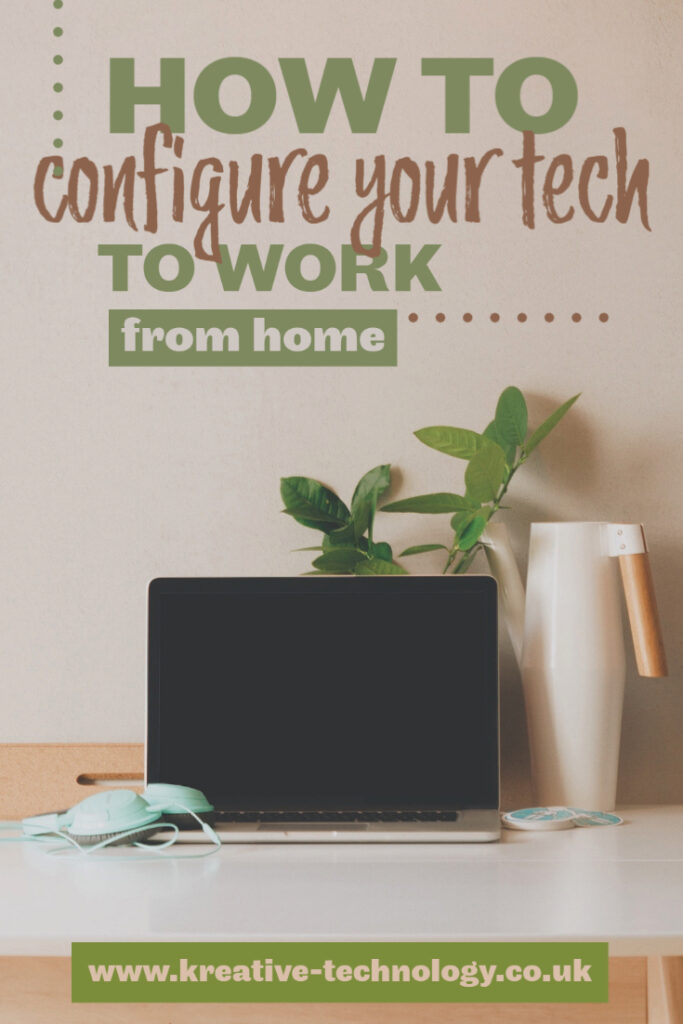 Remote Working from Kreative Technology